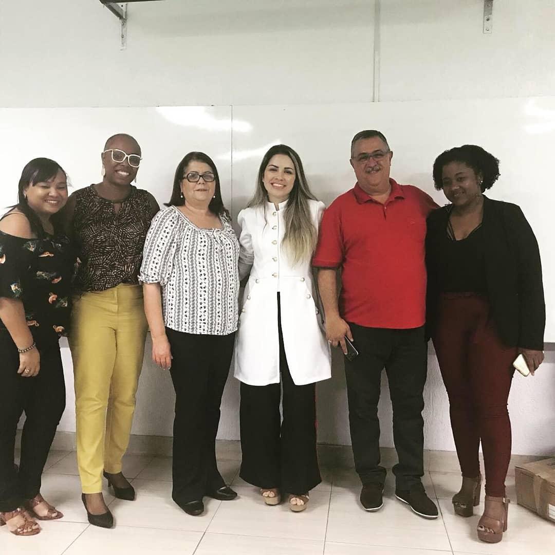 Ontem tivemos a imensa satisfação de receber em nossa Instituição, @inssjtoficial,membros da CONATENF (Comissão Nacional de técnicos e auxiliares em enfermagem) e a conselheira do COREN-Ba.